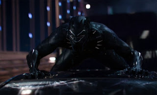 black panther: teaser trailer español