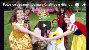 Fotos de casamentos mais Criativos e Hilarios  possiveis