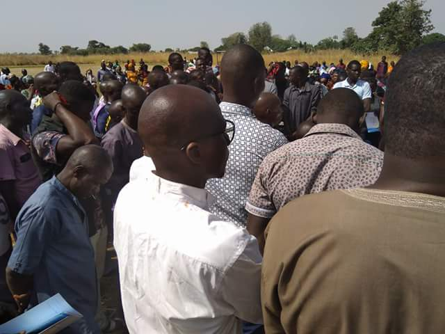 Photos: 35-year-old lady killed by Fulani herdsmen in Adamawa, laid to rest