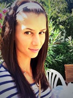 Tsvetana Pironkova took a selfie of herself