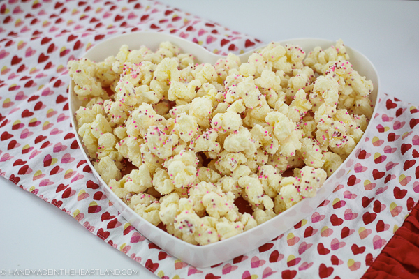 How to make puffcorn crack