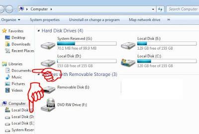 saya yakin bahwa generasi muda dikala ini sudah tidak ada yang buta wacana komputer DT:: Cara Menyimpan File di Komputer/Laptop
