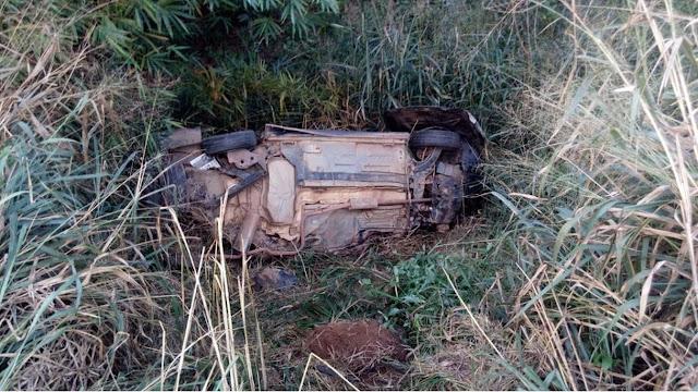 Idoso não consegue concluir ultrapassagem e morre após colidir contra três carretas na BR 364