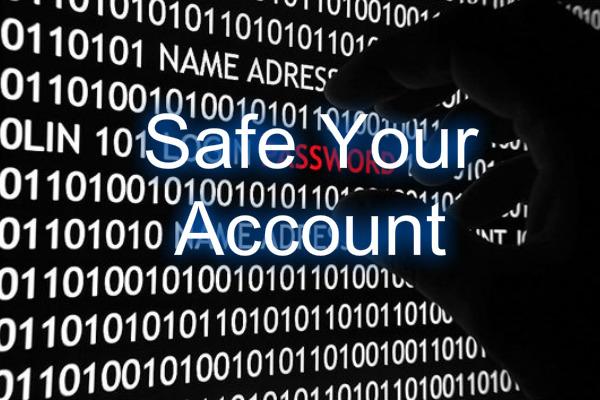 tips menjaga keamanan akun