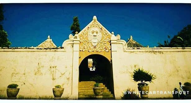 Gerbang Taman Sari