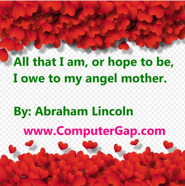 Happy Mothers Day Sayings New and Nice Mothers Day Quotes