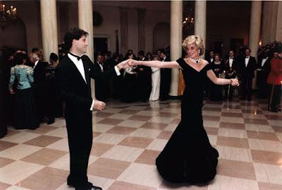 Η Νταϊάνα χορεύει με τον Τραβόλτα