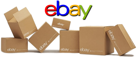 eBay Shipping Boxes