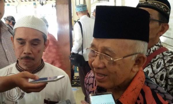 Ketua MUI DIY : Saya Ingin Menyatukan Umat Islam Sedunia Dengan Khilafah