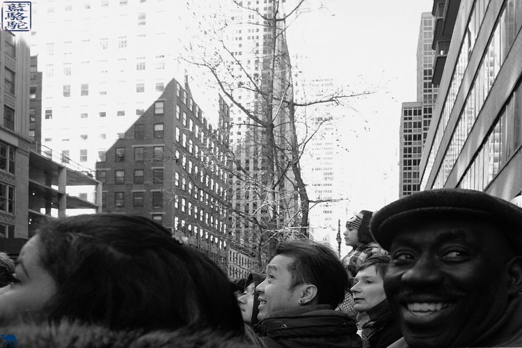 Le Chameau Bleu - Blog Voyage New York City - New York Spectateur de la Macy's Thanksgiving Parade