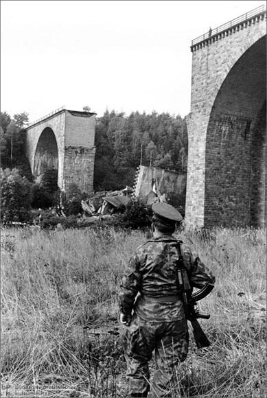 schließung innerdeutsche grenze 1956