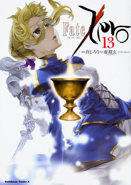 Manga Fate/Zero recibirá un capítulo extra
