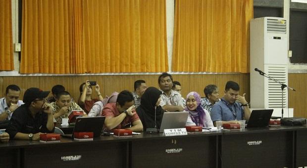 Debat Kandidat, Panitia Siapkan 1.600 Kursi untuk Pendukung Paslon