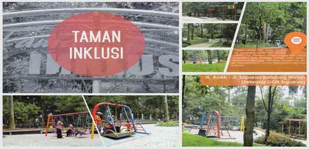 Taman Ikonik dan Tematik Kota Bandung untuk Spot Foto Terbaik