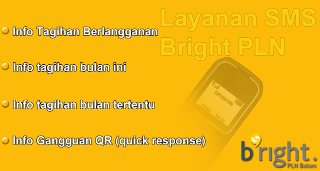 Cek Tagihan Listrik Via SMS (Layanan Pelanggan)