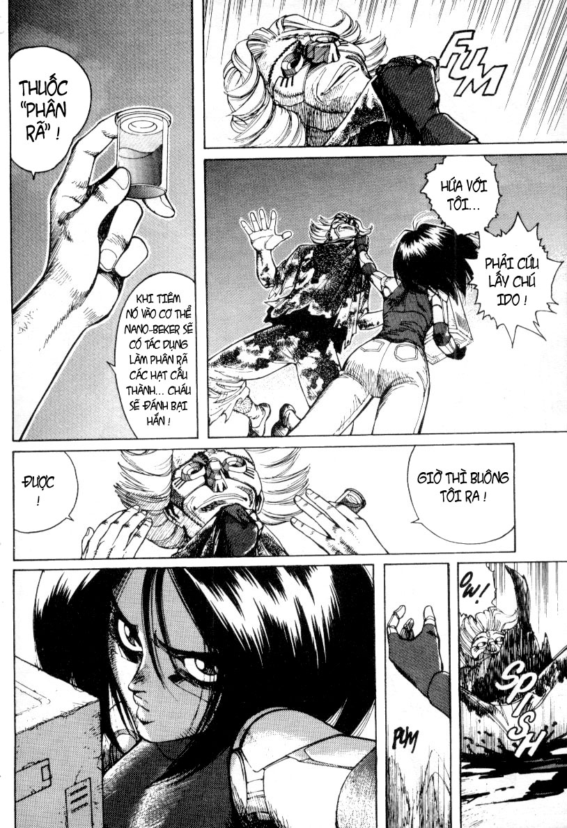 Battle Angel Alita chapter 26 trang 21
