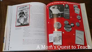 History, Children's Books, New Deal, FDR, Buttons, Homeschool