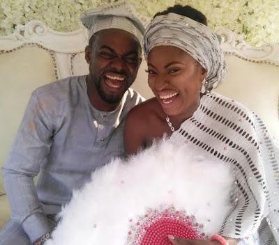 image result for Yvonne jegede wedding photos