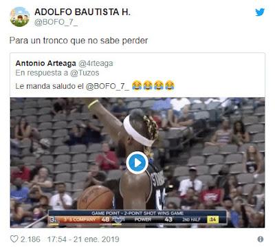 El mensaje del Bofo a Palermo