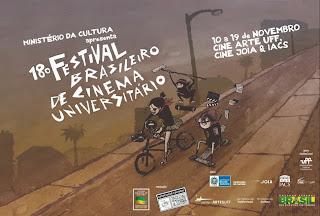 18º Festival Brasileiro de Cinema Universitário (FBCU)