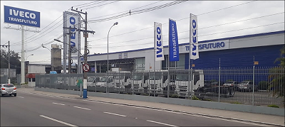 IVECO fortalece operações no Rio de Janeiro
