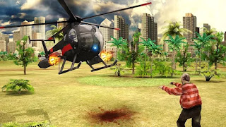 Download Zombie Reaper Gunship v1.0 Mod Apk