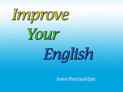 How to improve your English - web4newbies.com