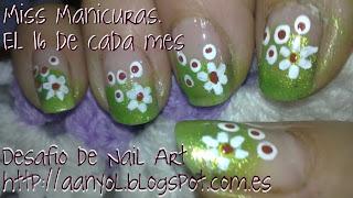 desafio de nails art