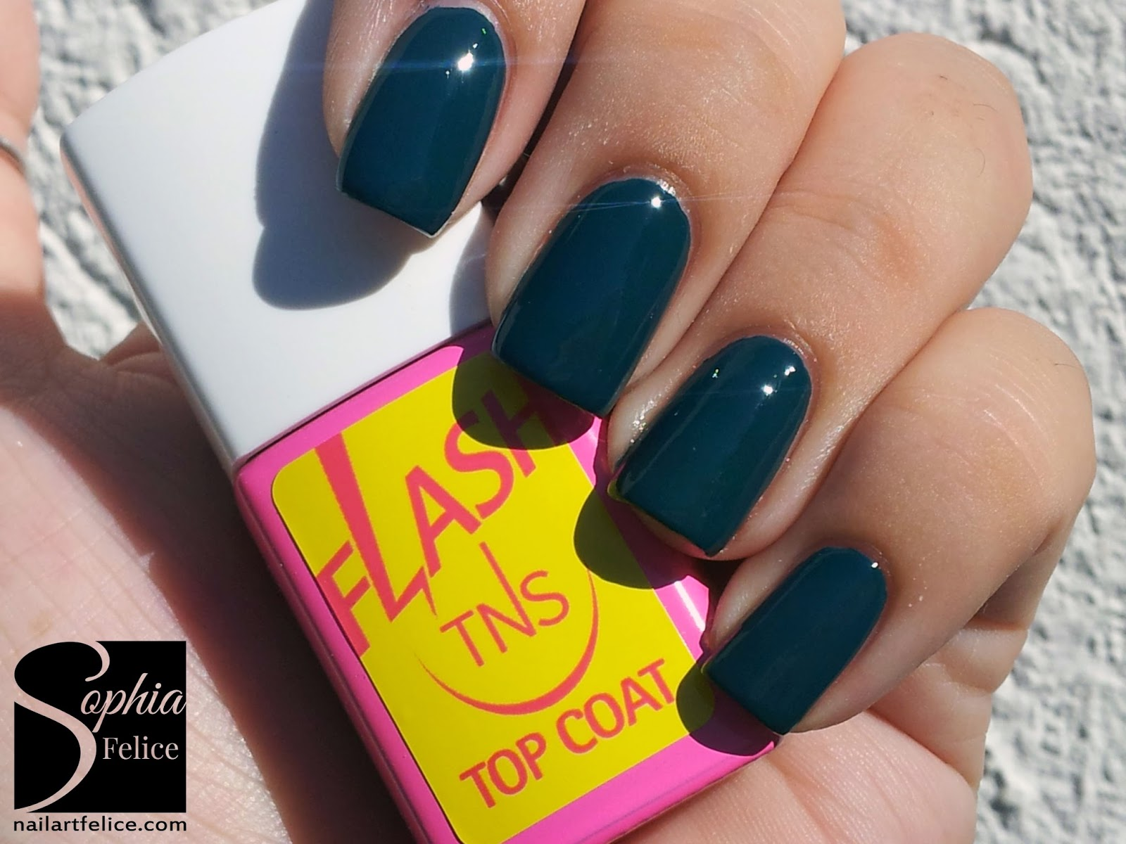 top coat flash tns cosmetics 04