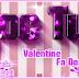 PSD Ảnh bìa Valentine