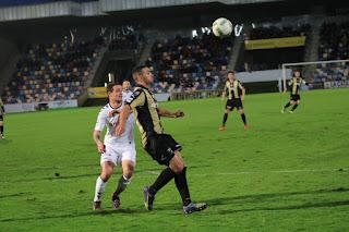 Barakaldo CF vs Albacete