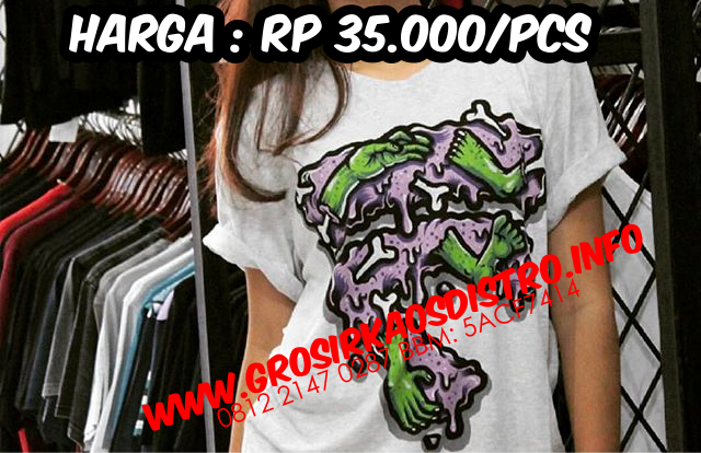 Reseller kaos distro Tegal