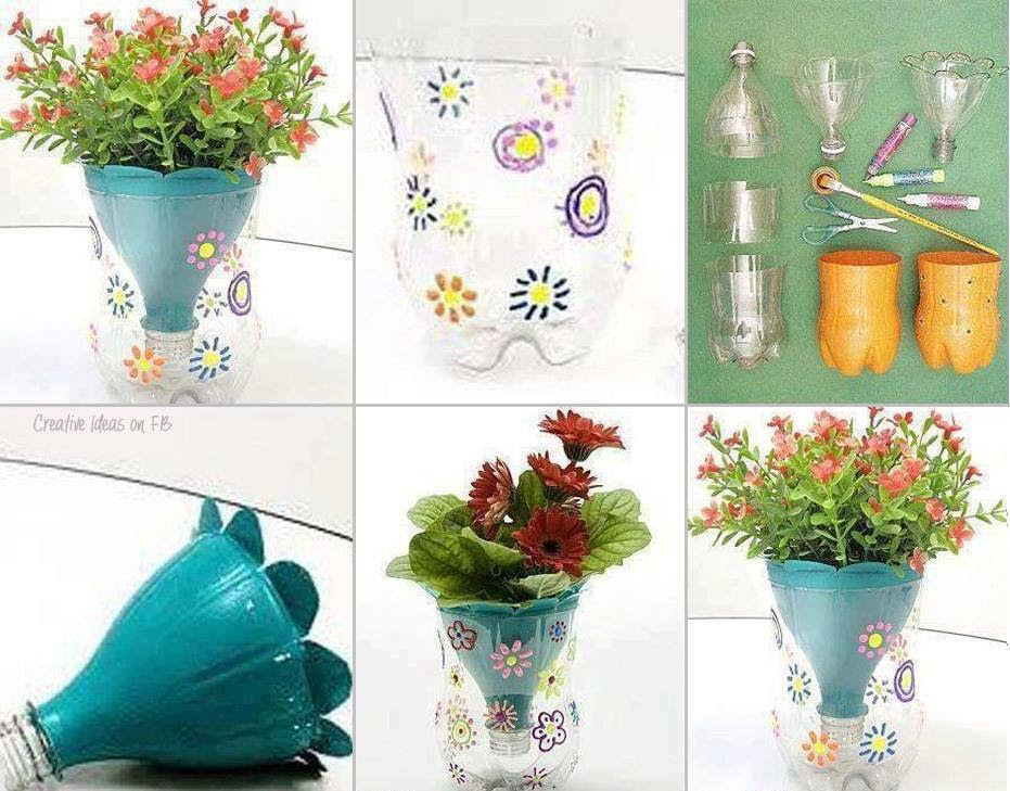 Amazing Creativity: Great Idea of Recycling Bottles also ...