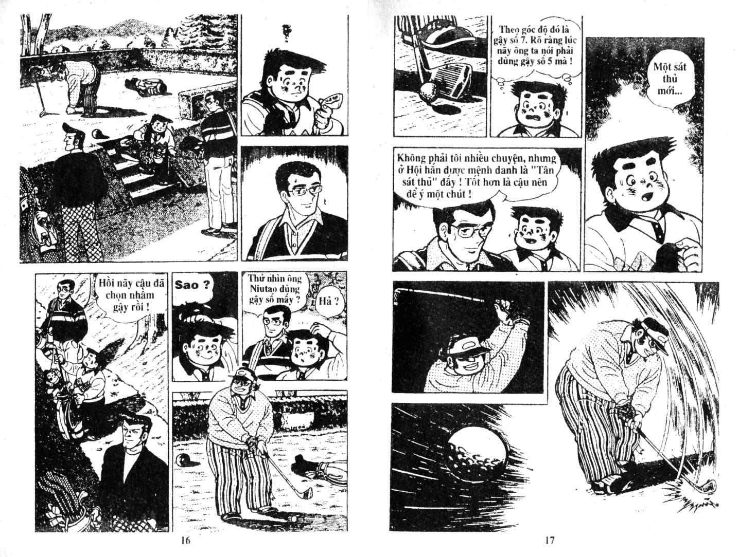 Ashita Tenki ni Naare chapter 12 trang 7