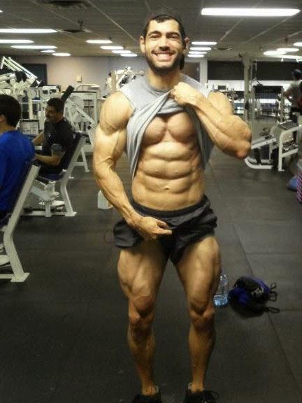 Nicaraguanischer Kerl nackt — foto 4