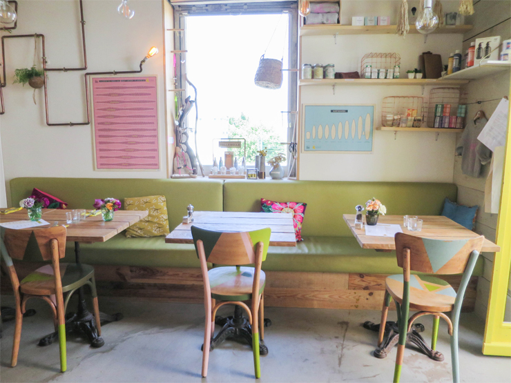 Le Poinçon Resto Guethary - blog loversofmint
