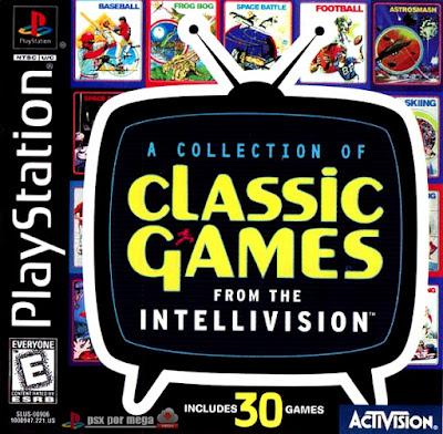 descargar intellivision classics psx mega