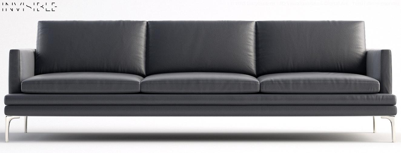 Modellazione divani e poltrone con Cinema 4D