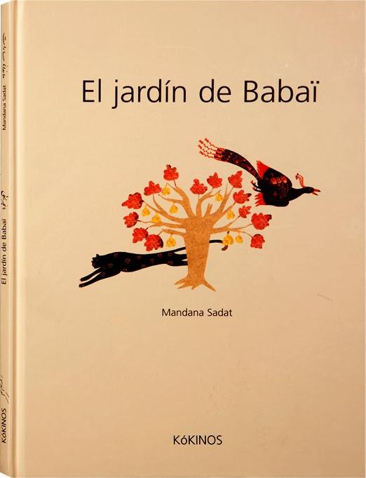 Comecuentos makers cuento iran el jard n de baba for El jardin de l abadessa