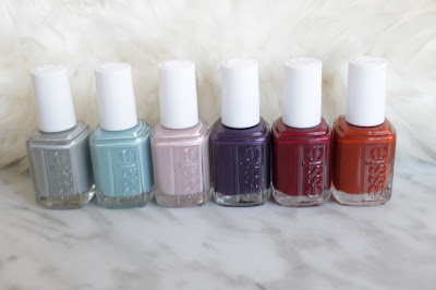 essie fall 2016 tokyo collection swatches