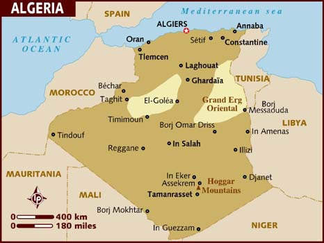 algeria facts in hindi