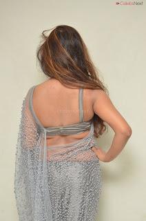 Sony Charishta in Saree and style choli .XYZ Exclusive 28