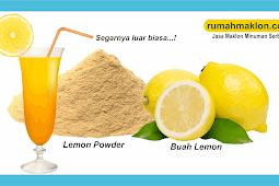 √ Manfaat Lemon Untuk Kesehatan Tubuh, Kecantikan Kulit Dan Wajah