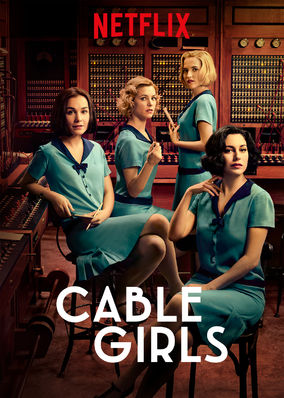 Cable Girls (2017-) ταινιες online seires oipeirates greek subs