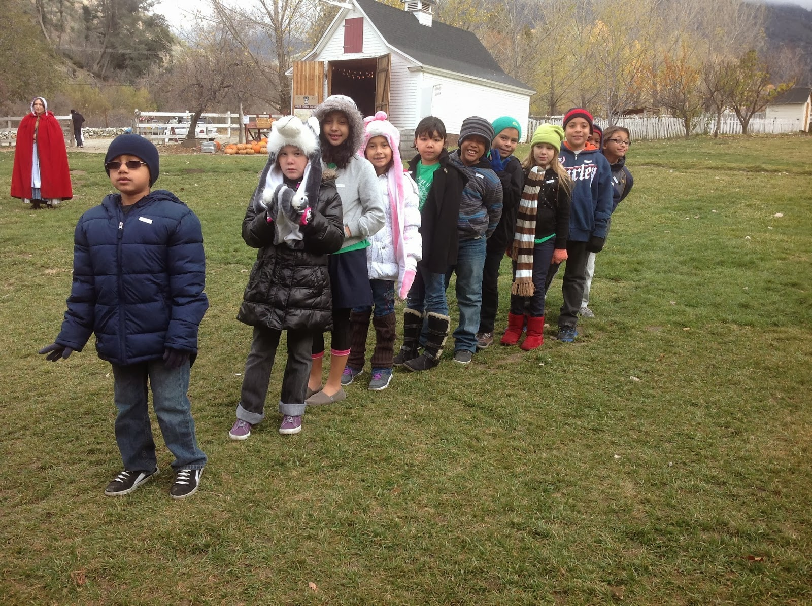 Swinging Into Our Third Grade Class Riley S Farm Field