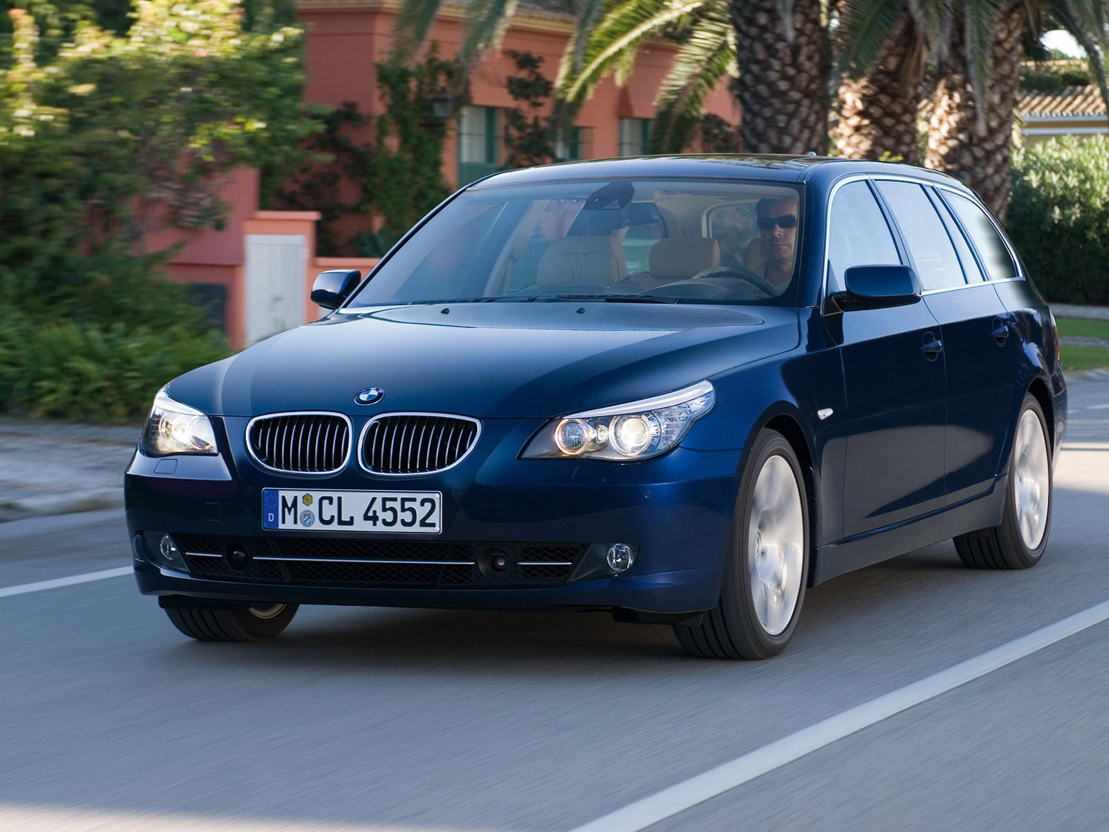 2008 BMW 5-Series Touring Accident Lawyers Information