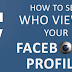 View source Facebook Profile Views
