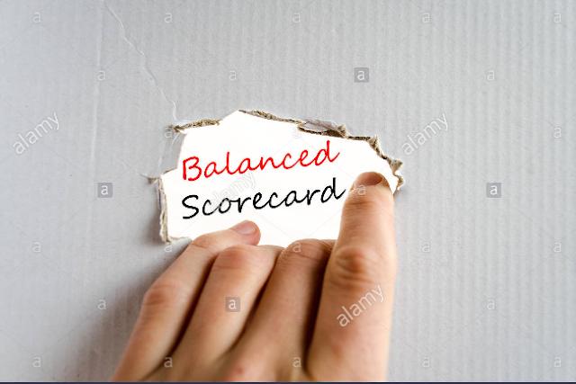 pengertian balance scorecard