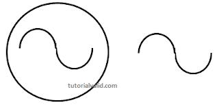 simbol sumber tegangan ac