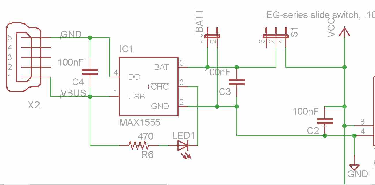 Dangerruss Things Using Li Ion And Po Batteries In Your Own Lithium Battery Charger Circuit Diagram Example Max1555 Usb Mini Jack Heck Leave Out The Caps If Youre Really Cheap It Still Works